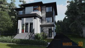 Projet APARA / Grand 5 ½ de luxe