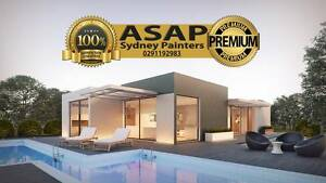 ASAP RESIDENTIAL SYDNEY PAINTERS AFFORDABLE HIGH QUALITY RESULTS Blacktown Blacktown Area Preview