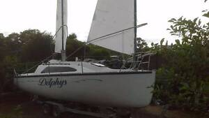 26' Trailer Sailer Young 770 Manly Brisbane South East Preview
