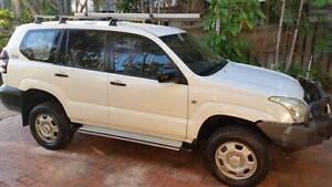 2006 Toyota LandCruiser Prado Wagon Broome Broome City Preview