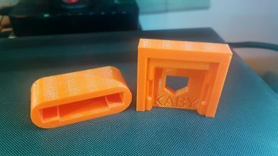 CPU Delid Tool Kaby-/Coffee Lake/Skylake/Haswell/Broadwell/Ivy-Bridge 3D Druck