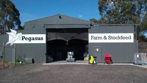 PEGASUS FARM & STOCKFEED BACCHUS MARSH (PET SUPPLIES STORE) Bacchus Marsh Moorabool Area Preview
