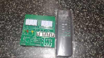 Display Circuit For Dental X-ray Machine