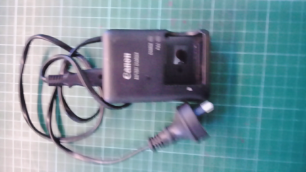 Canon Battery Charger  CB-2LCE.