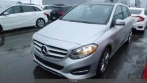 2015 Mercedes-Benz B-Class B 250 Sports Tourer/cam/cam/pansunroo
