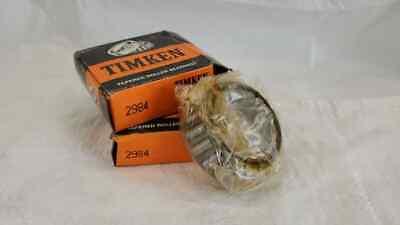Lot Of 2 Timken 2984 Roller Bearings
