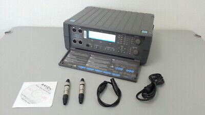 Audio Precision P1plus Portable One Plus Audio Analyzer With Option Imd