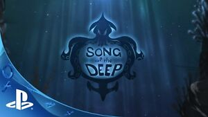 Song of the Deep PS4 London Ontario image 1