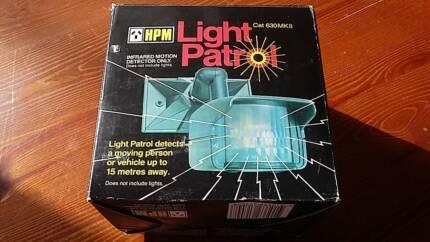 Hpm 12v led deck and step lights 4 pack outdoor lighting hpm infrared motion detector aloadofball Images