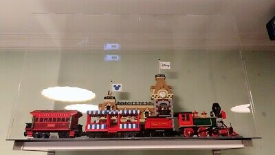 Display case for LEGO Disney Train and Station 71044 (Aus Top Rated Seller)