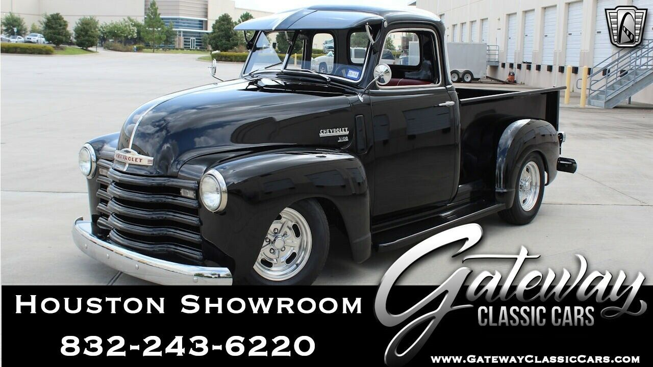 Black 1949 Chevrolet 3100   LT1 4 Speed Automatic Available Now!