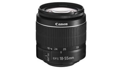 Canon EF-S 18-55mm f/3.5-5.6 DC III lens