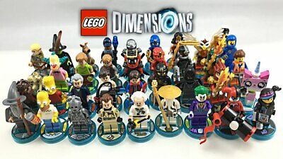 LEGO Dimensions Sets Minifigs, Gadget and Base - Tag, Mini Fig , Vehicles, Base
