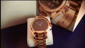 Wanted....Rose Gold Michael Kors Access replacement band