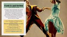 Casual Dance Classes - East Coast Swing Joondalup Joondalup Area Preview
