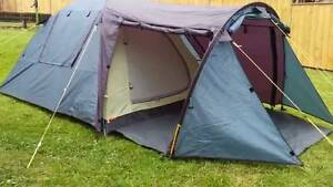 Great Outdoors Prospector tent Deakin South Canberra Preview