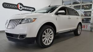 2013 Lincoln MKX AWD cuir, navigation, toit ouvant