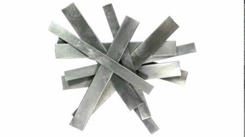 "Sheet Metal Strips Aluminum 2024-T3 .062THK. 1.50"" x 12.0"" (10 pcs)"