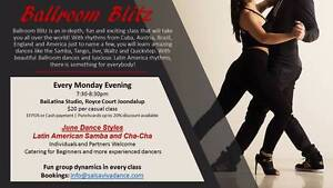 Ballroom Blitz Dance Classes - LIMITED TIME ONLY! Joondalup Joondalup Area Preview