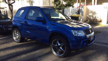 2006 Suzuki Grand Vitara Wagon