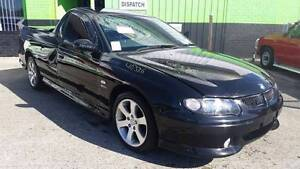 Holden Commodore 2001 VU ute, 5.7L V8, 6 spd.  Now Dismantling Wollongong Wollongong Area Preview