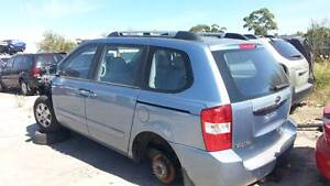 2006 Kia Carnival, BLUE, AUTO, 3.8L PETROL, NOW IS WRECKING Kudla Gawler Area Preview
