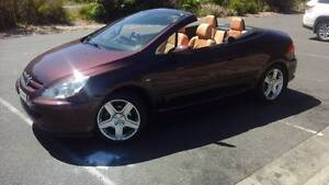 2005 Peugeot 307 Convertible Killcare Heights Gosford Area Preview