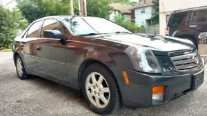 2005 Cadillac CTS low km 138