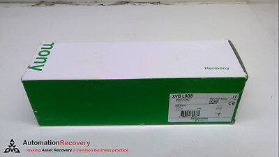 SCHNEIDER ELECTRIC XVB L8B8, STROBE BEACON, 24 VAC, FLASHING YELLOW,, SE #226951