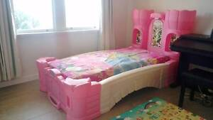 Step 2 Princess Toddler Kids Bed set made in USA near New Pink Woollahra Eastern Suburbs Preview