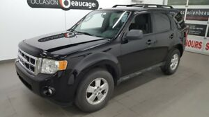 2012 Ford Escape XLT AWD, cuir, toit ouvrant, bluetooth CLEARANC