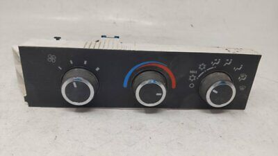 2008-2018 Chevrolet Express 2500 Ac Heater Climate Control 15773678 50087