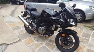 Low KM 2012 Suzuki SV650S LAMS Double Bay Eastern Suburbs Preview