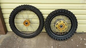 2013 85 SX Set Small Wheel Rims Minlaton Yorke Peninsula Preview