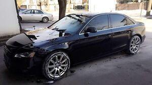 Audi A4 B8 2.0T sport package