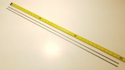 304 Stainless Steel 316 Diameter 36 Long Rod Round Bar 2 Pack