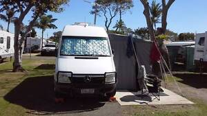 2002 MERCEDES SPRINTER MOTORHOME Bundall Gold Coast City Preview