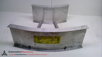 Cooper B-line Rsi07a09hb-12-30r12 Redi-rail Horizontal Bend Fitting 233007