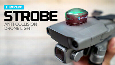 Lume Cube STROBE Anti Collision Safety Light Drones fly during Low Visibility