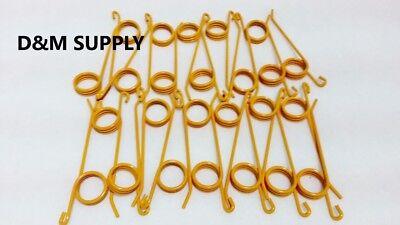 25 Pack Heavy Duty Hay Rake Teeth To Fit New Idea 400 402 49 403 Tines