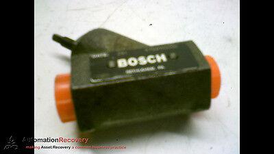 Bosch 9750190000 Hydraulic Valve 167395