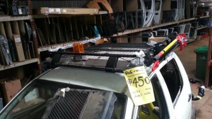 NEW HILUX ROOFRACK - ARB CAGE TYPE