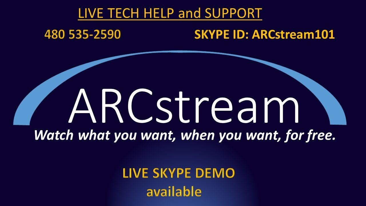 arcstream2013