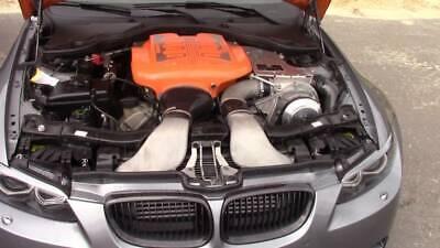 BMW E90 E92 E93 M3 G Power ASA 580bhp supercharger kit INSTALLED, SPECIAL OFFER