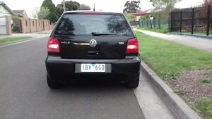 Volkswagen polo 2001 Coolaroo Hume Area Preview