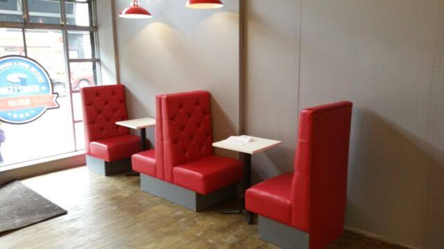 BENCH BANQUETTE SEATING FURNITURE FOR PUBS,CLUBS,RESTAURANTS,HOTELS