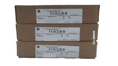 Allen Bradley Controllogix Plc 1756-l71 Processor New