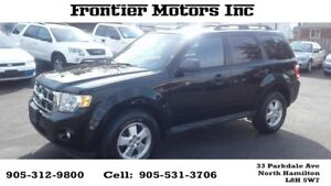 2010 Ford Escape XLT ALL WHEEL DRIVE