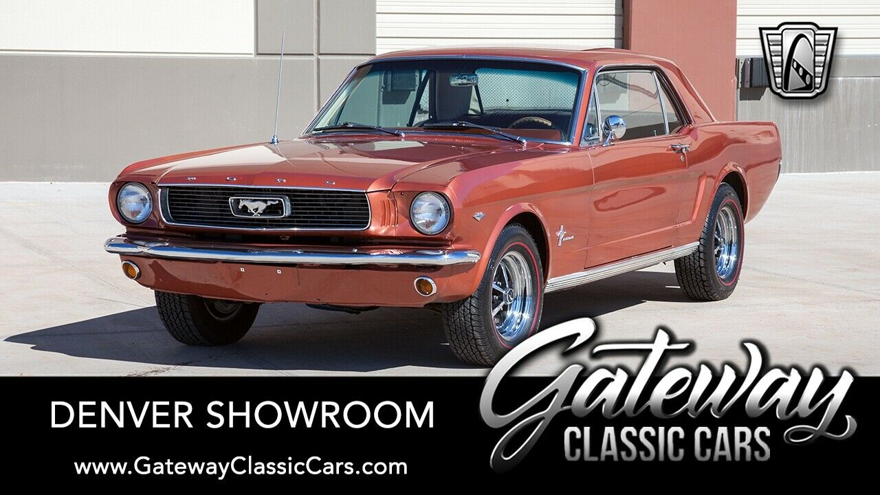 Ford Mustang 1966 photo 0