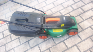 Ryobi electric mower- running needs tuning/repairs Brighton-le-sands Rockdale Area Preview